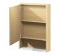 Тумба с раковиной Edelform Unica 60 – комплект мебели для ванной