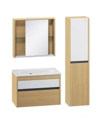 Edelform Unica 80 – комплект мебели для ванной