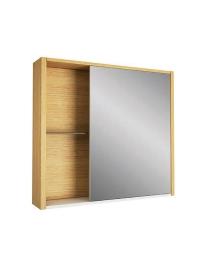 Edelform Unica 80 – Зеркальный шкаф для ванной