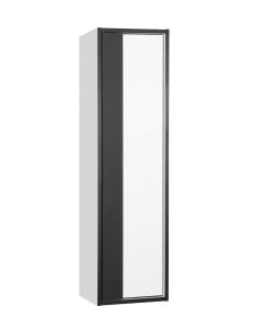 Style Line Амстердам 30 Пенал подвесной, белый/черный