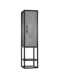 Style Line Лофт 30 Пенал подвесной, бетон
