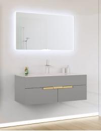 Eqloo Altima 120 Special De Luxe комплект мебели для ванной