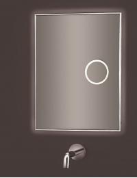 Esbano ES-3803HDF Зеркало для ванной с led подсветкой и функцией антизапотевания