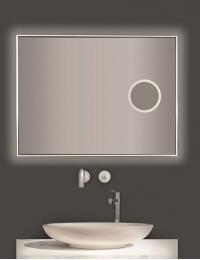 Esbano ES-3803KDF Зеркало для ванной с led подсветкой и функцией антизапотевания