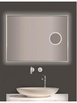 Esbano ES-3803KDF Зеркало для ванной с подсветкой и подогревом