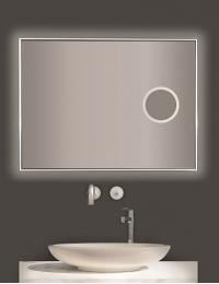 Esbano ES-3803RDF Зеркало для ванной с led подсветкой и функцией антизапотевания