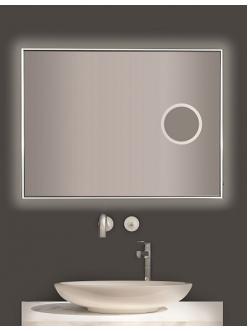 Esbano ES-3803RDF Зеркало для ванной с подсветкой и подогревом