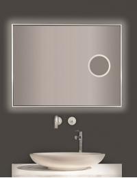 Esbano ES-3803YDF Зеркало для ванной с led подсветкой и функцией антизапотевания