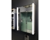 Esbano ES-3814 Зеркальный шкаф для ванной с подсветкой, 55х70 см