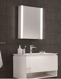 Esbano ES-3814 Зеркальный шкаф с led подсветкой