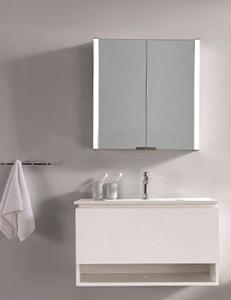 Esbano ES-3815 Зеркальный шкаф с led подсветкой