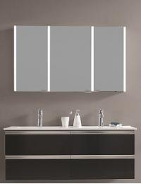 Esbano ES-3819 Зеркальный шкаф с led подсветкой