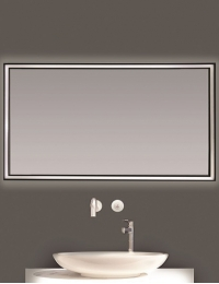 Esbano ES-3848KDB Зеркало с led подсветкой