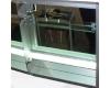 Esbano ES-2402 Зеркальный шкаф для ванной с подсветкой, 50х70 см