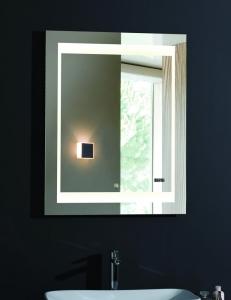 Esbano ES-1772ID Зеркало вертикальное с подсветкой и антизапотеванием