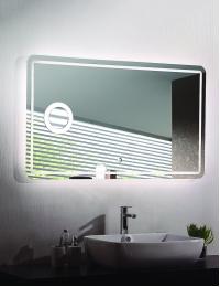 Esbano ES-1989GDF Зеркало горизонтальное с подсветкой и подогревом