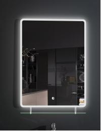 Esbano ES-2073HDSA Зеркало вертикальное с полочкой, подсветкой и подогревом