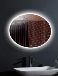 Esbano ES-2073RDO (KDO) Зеркало овальное с подсветкой и подогревом