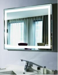 Esbano ES-2268GD Зеркало горизонтальное с подсветкой и функцией антизапотевания