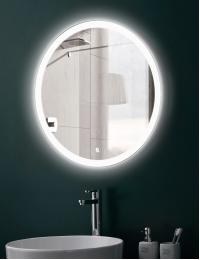 Esbano ES-2481FD Зеркало круглое с подсветкой и функцией антизапотевания