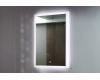 Esbano ES-2542HD Зеркало для ванной вертикальное с подсветкой и подогревом