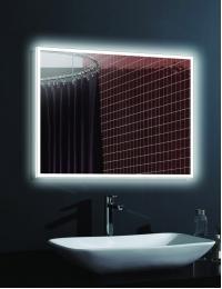 Esbano ES-2632KD(YD) Зеркало горизонтальное с подсветкой и функцией антизапотевания
