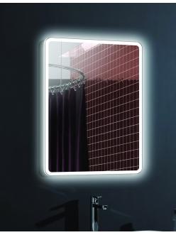 Esbano ES-2633HD Зеркало для ванной с Led подсветкой и подогревом, универсальное