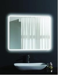 Esbano ES-2633KD(YD) Зеркало горизонтальное с подсветкой и функцией антизапотевания