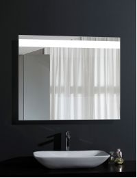 Esbano ES-3426KD Зеркало горизонтальное с подсветкой и функцией антизапотевания