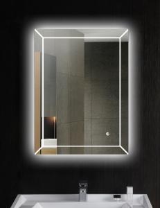 Esbano ES-3428HRD Зеркало универсальное с подсветкой и функцией антизапотевания
