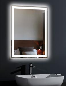 Esbano ES-3429HRD Зеркало универсальное с подсветкой и функцией антизапотевания