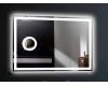 Esbano ES-3429KDF Зеркало для ванной с Led подсветкой и подогревом, горизонтальное