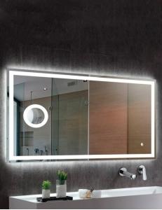Esbano ES-3429YDF Зеркало горизонтальное с подсветкой и функцией антизапотевания