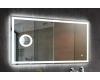 Esbano ES-3429YDF Зеркало для ванной с Led подсветкой и подогревом, горизонтальное