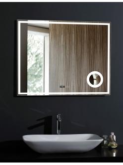 Esbano ES-3482RDF(KDF) Зеркало для ванной с подсветкой и подогревом, горизонтальное