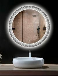 Esbano ES-3599 (YD, FD) Зеркало круглое с подсветкой и функцией антизапотевания