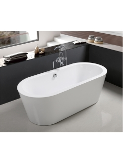 Esbano Berlin (White) Ванна отдельностоящая белый