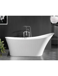 Esbano Dublin Ванна отдельностоящая, белый