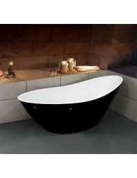 Esbano London Ванна отдельностоящая, черный