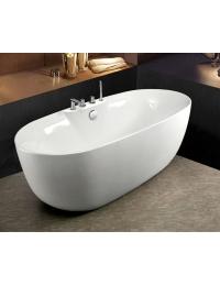 Esbano Rome-SM Ванна отдельностоящая со встроенным смесителем, белый
