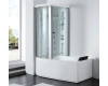 Gemy G8040 C  Ванна пристенная, 170х85 см, белый