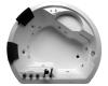 Gemy G9053 B  Ванна гидромассажная встраиваемая, 185х162  см, белый