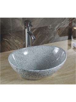 GID Ceramica MNC331 Накладная раковина стилизованная под мрамор