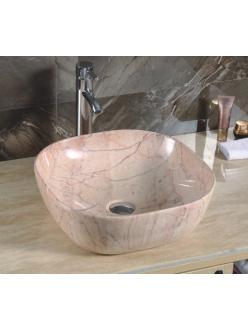 GID Ceramica MNC542 Накладная раковина стилизованная под мрамор