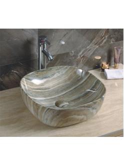 GID Ceramica MNC543 Накладная раковина стилизованная под мрамор