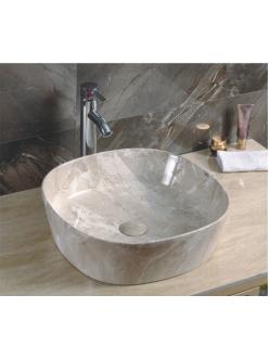 GID Ceramica MNC544 Накладная раковина стилизованная под мрамор