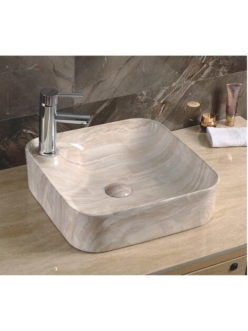 GID Ceramica MNC591 Накладная раковина стилизованная под мрамор