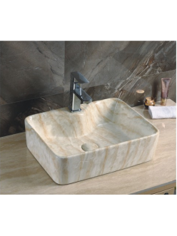 GID Ceramica MNC606 Накладная раковина стилизованная под мрамор