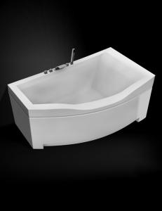 GNT Eternity 170x100 – Асимметричная угловая акриловая ванна