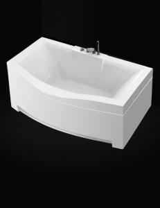 GNT Inspiration 190x90 – Симметричная акриловая ванна нестандартной формы